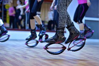 Тренировки в ботинках Kangoo Jumps - изображение