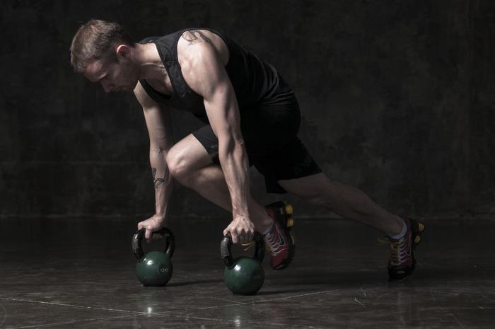 Функциональный тренинг для мужчин - изображение