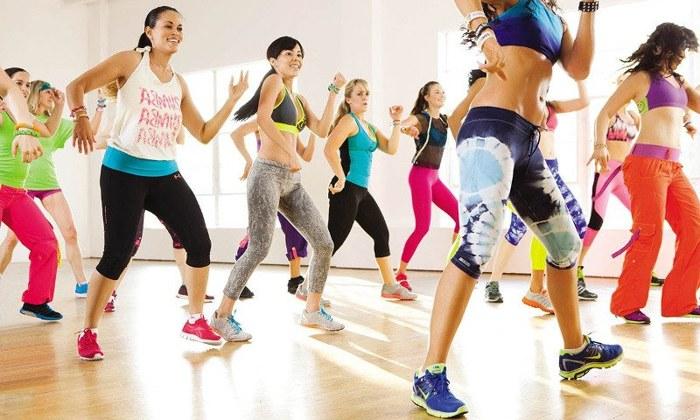 Фитнес-танцы - изображение
