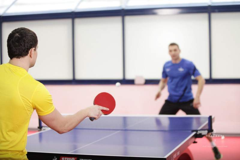Фотографии - Уроки настольного тенниса - фитнес-клуб «МультиСпорт»