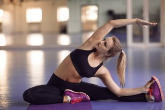 Основные упражнения для пилатеса - изображение