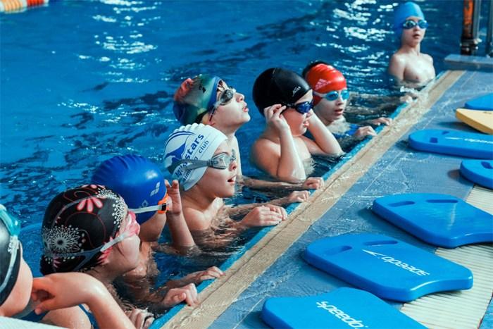 Детская секция по плаванию - изображение