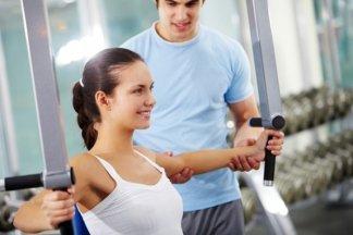 Пробное занятие в фитнес-клубе - изображение
