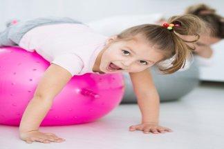 Фитнес-центр для детского развития - изображение