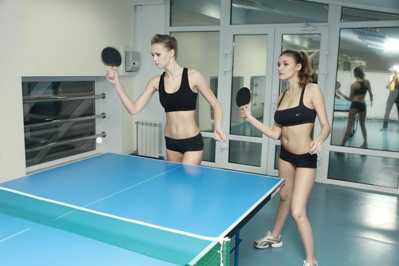 Как играть в настольный теннис - изображение