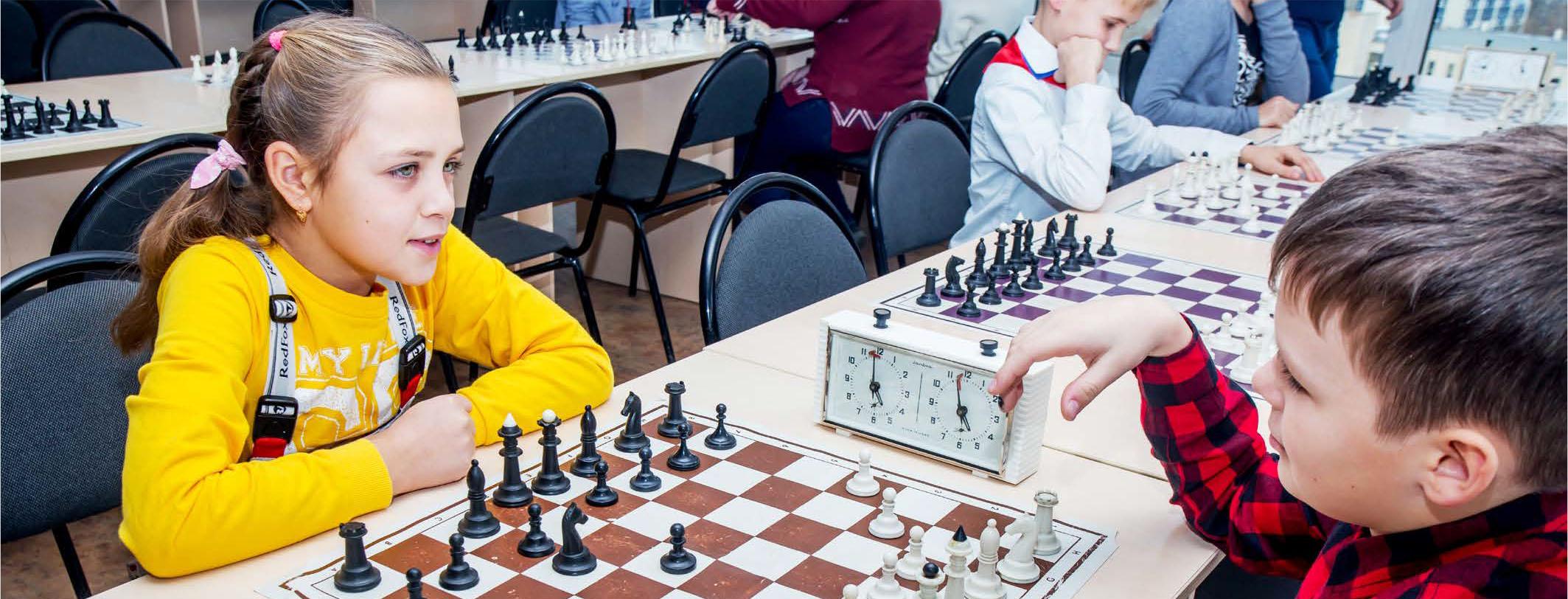 Шахматы - изображение