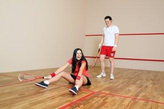 Фотографии - Размеры корта для игры в сквош - фитнес-клуб «МультиСпорт»