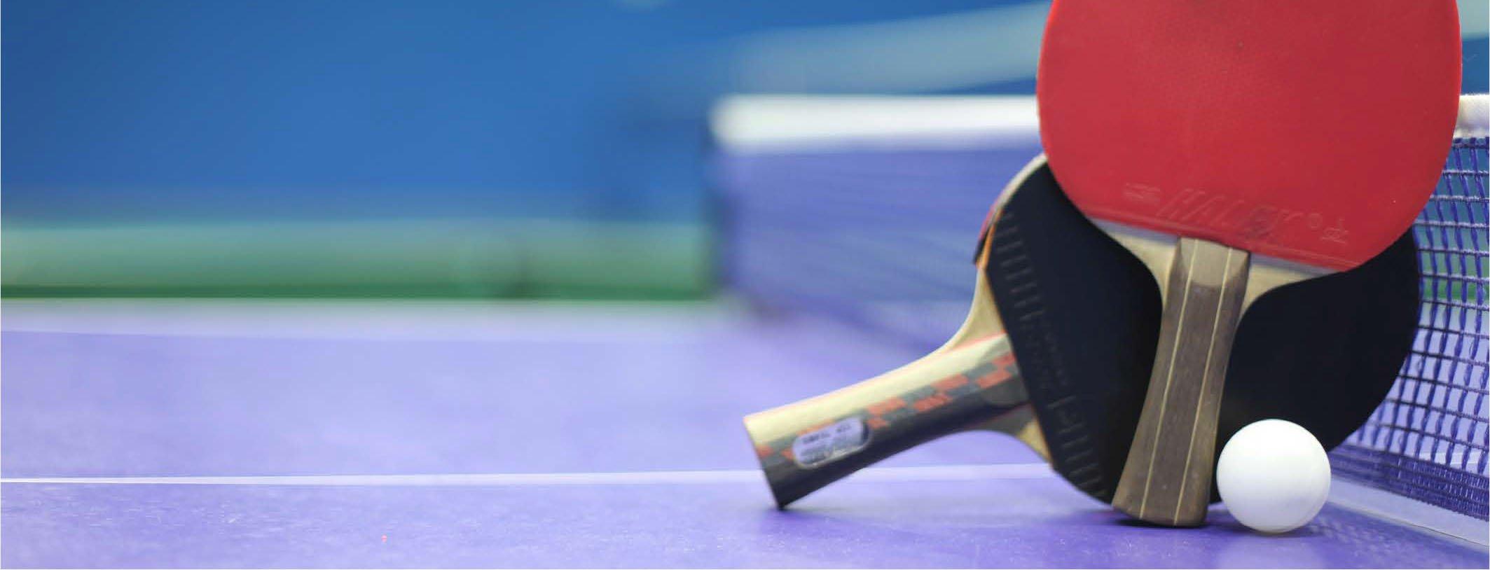 Настольный теннис - изображение