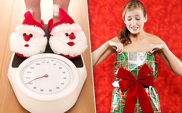 Как похудеть после Нового Года - изображение