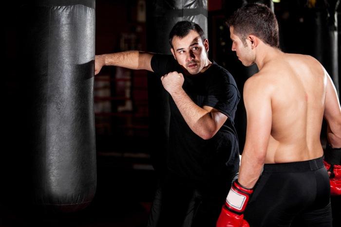 Бокс в ЦАО - изображение