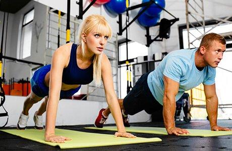 Занятия фитнесом без клубных карт - изображение