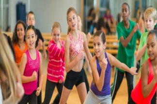 Фитнес-клуб для детей 10-12 лет - изображение