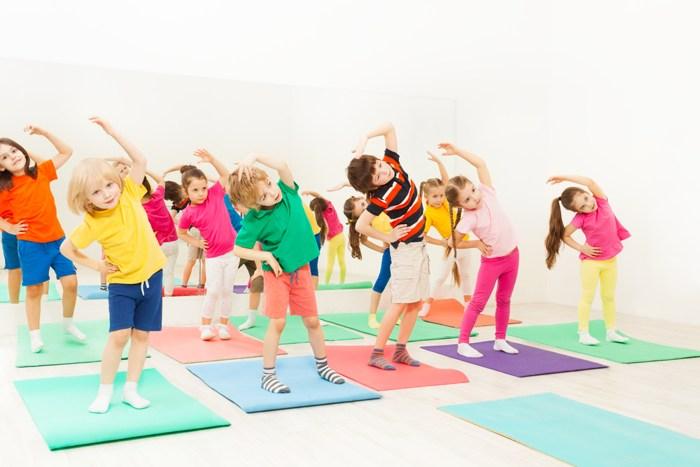 Фотографии - Детский фитнес - фитнес-клуб «МультиСпорт»