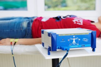 Диагностика тела аппаратом Медасс - изображение