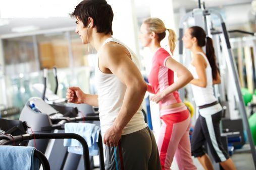 Фитнес-клуб в Хамовниках - изображение