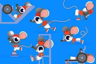С 09 по 13 декабря Мышиные бега - изображение
