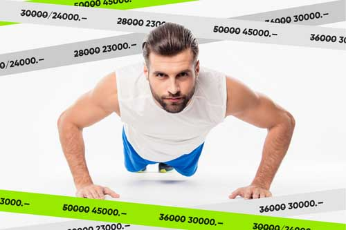 Отличная цена на фитнес до 30.09! - изображение