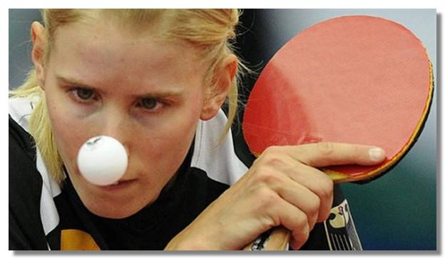 Подачи в настольном теннисе - изображение