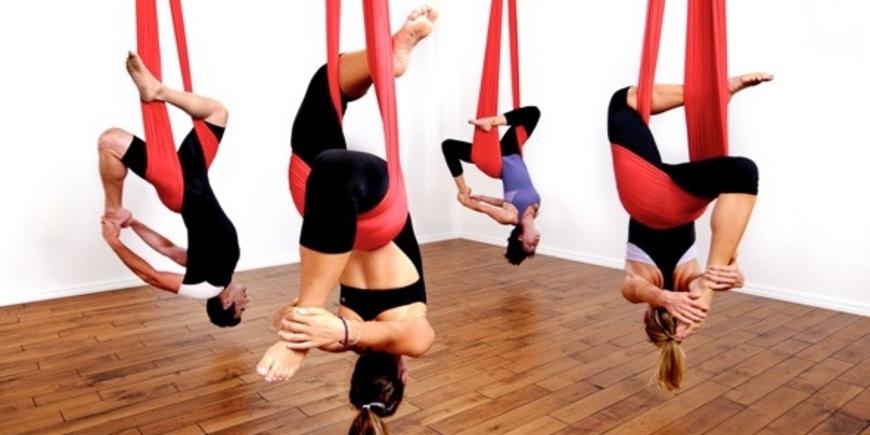 Фотографии - Йога для похудения ног и ягодиц - фитнес-клуб «МультиСпорт»